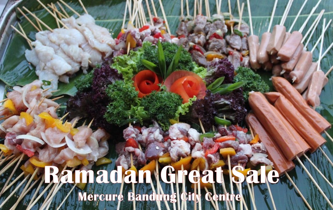 Ramadan Great Sale di Mercure Bandung City Centre