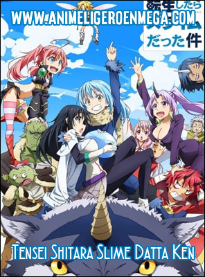 Tensei Shitara Slime Datta Ken: Todos los Capítulos (25/25) [Mega - MediaFire - Google Drive] TV - HDL