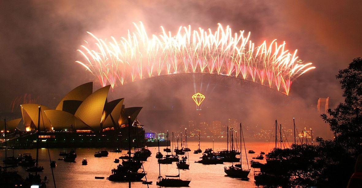 New Year Celebration History