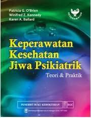 Buku Keperawatan Kesehatan Jiwa Psikiatrik: Teori & Praktik - Patricia