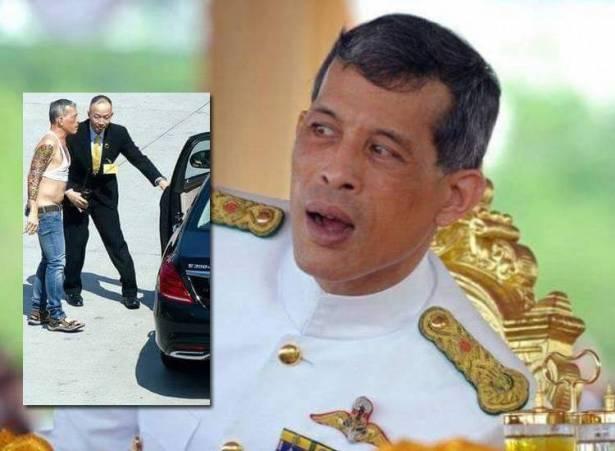 تعرفوا على ملك تايلاند الجديد! ما رأيكم في هذا الملك وطريقة لبسه !!