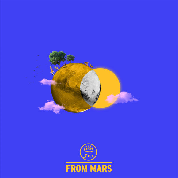 FROMMARS – Miracle: A Piece of Dream – Single