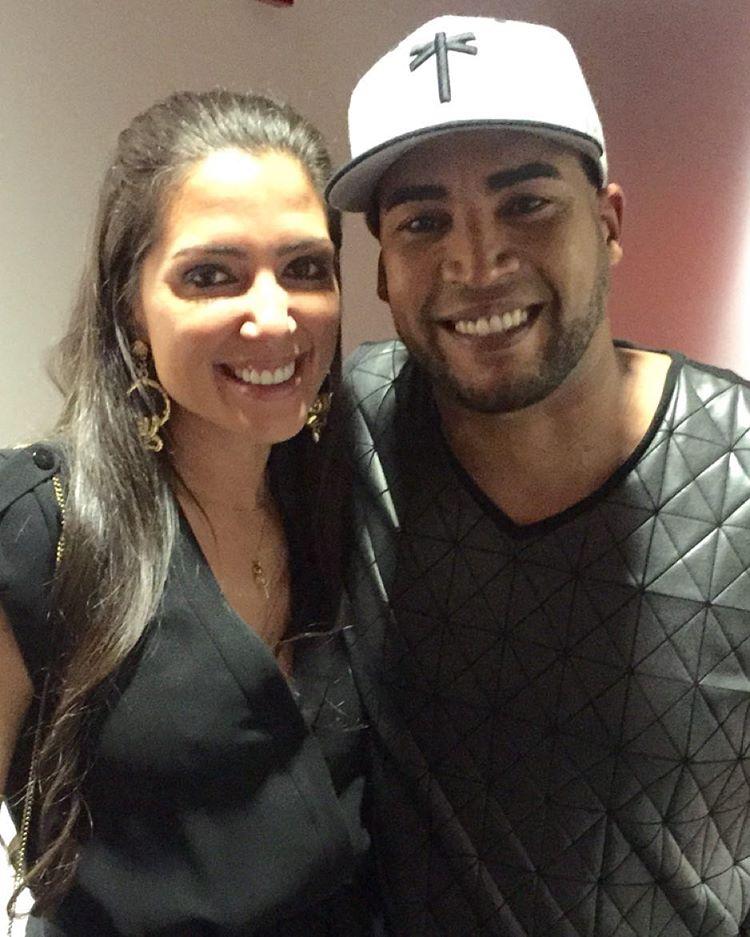 don omar le dedica mensaje a alexandra lugaro reggaeton rankiado