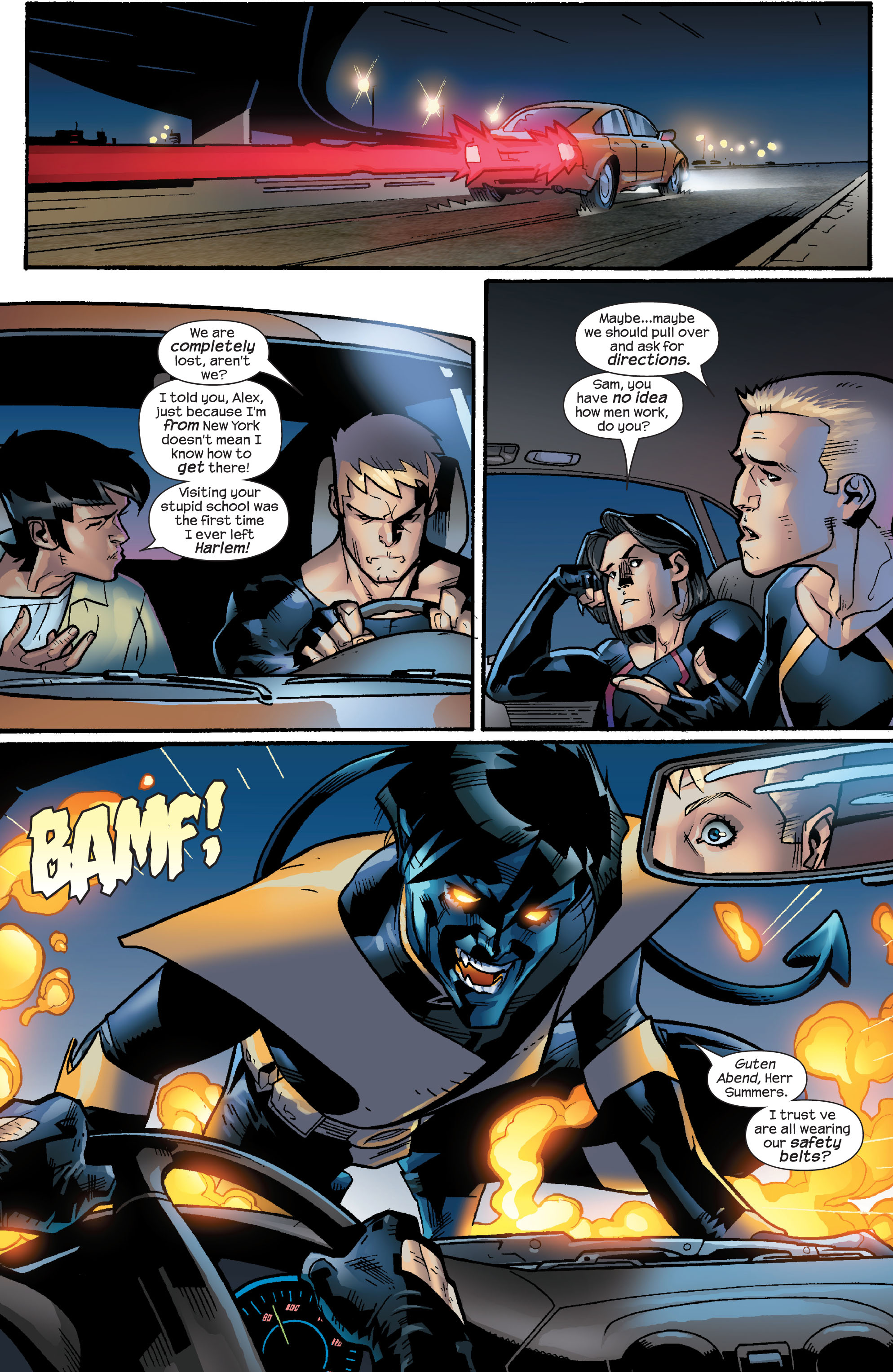 Read online Ultimate X-Men comic -  Issue #63 - 10