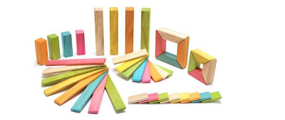 #Tegu Magnetic Wooden Building Blocks