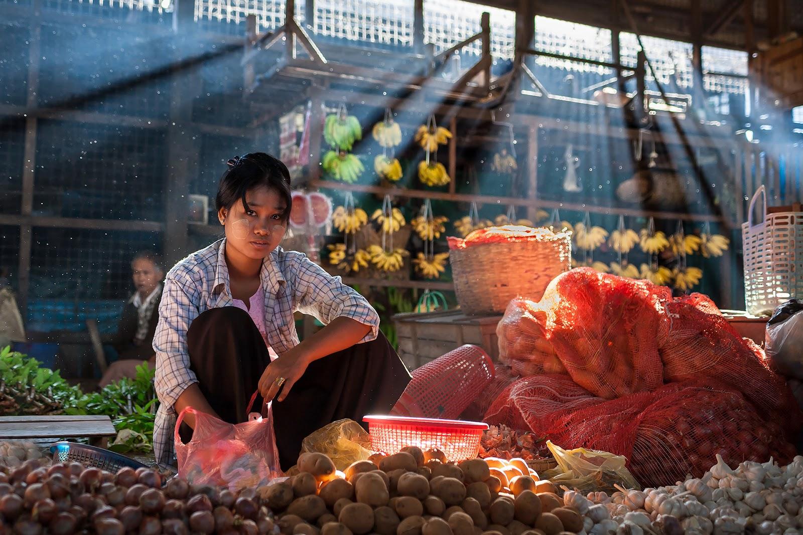 Myanmar- Zapraszamy do nieba...fotograficznego nieba :-)