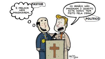 Politica e religião não combinam