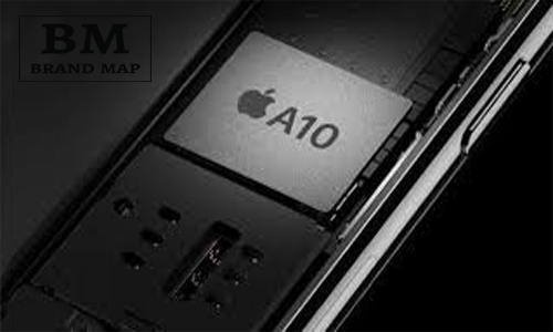 """Apple iPhone 7 info about  """"A10 Fusion"""" """"Water Resistance"""" / Brand Map"""