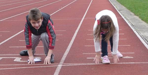 Tomorrows Athletes? Getting Kids Into Running
