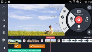 Download KineMaster Pro Video Editor Android Apk Full Unlocked