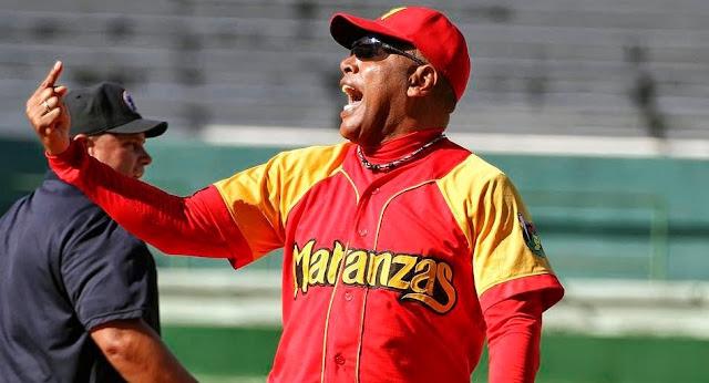 El estratega Víctor Mesa Martínez descargó con todas sus fuerzas contra la Comisión Nacional de Béisbol