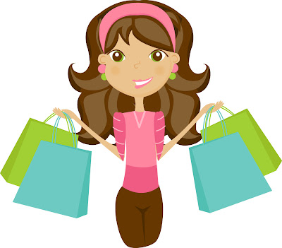 Image result for shopping clip art