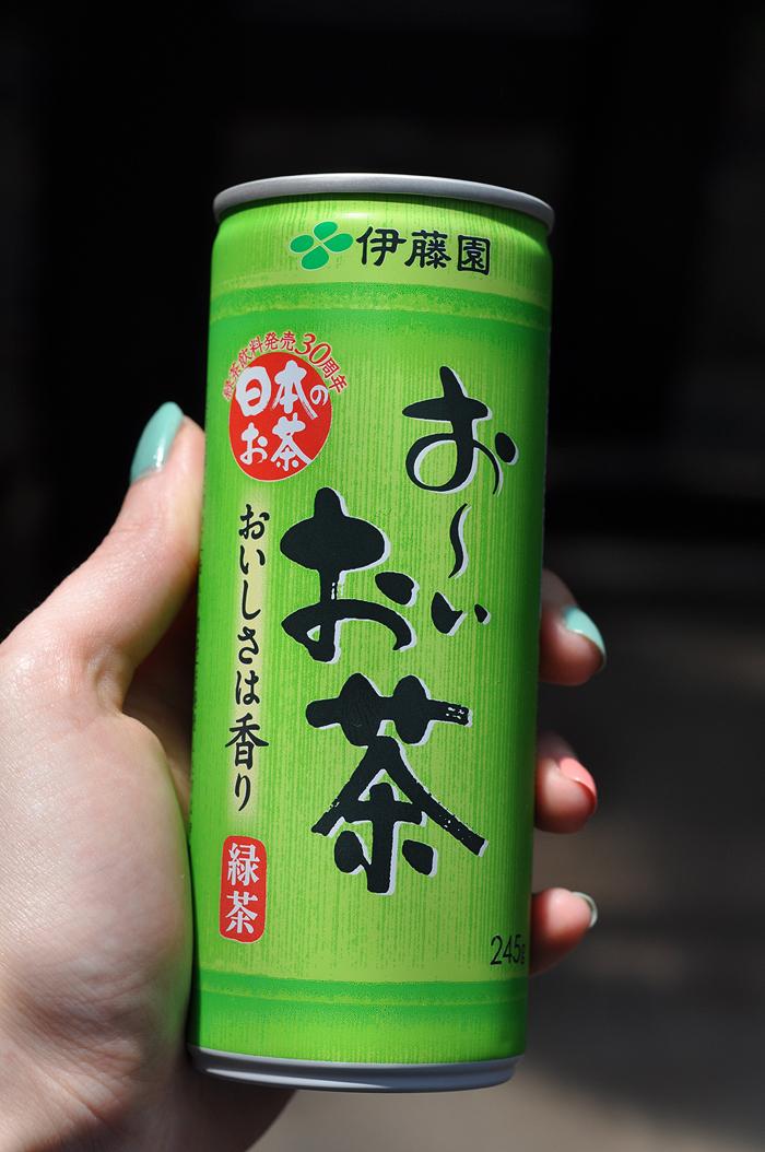 Zielona herbata Nikko