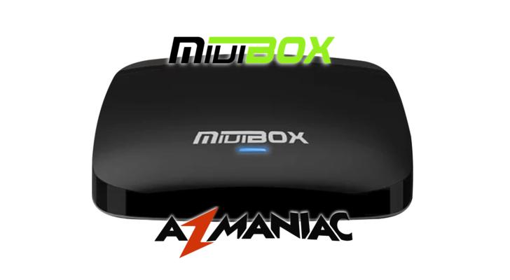 Miuibox Iblack TV