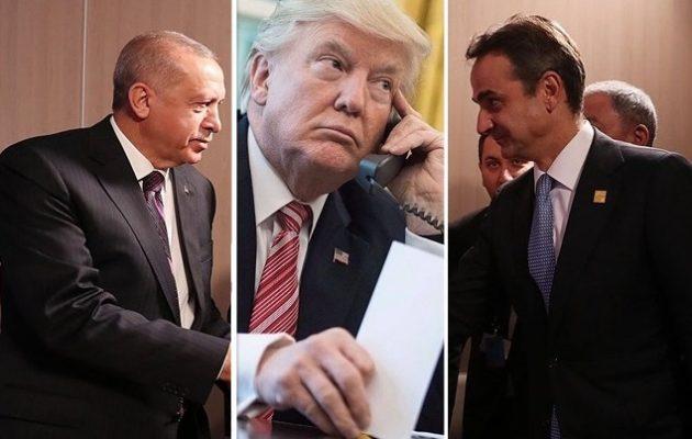 Ιγνατίου: Στο χείλος του πολέμου Ελλάδα-Τουρκία–Οι λόγοι επικοινωνίας Τραμπ-Μητσοτάκη-Ερντογάν (ΒΙΝΤΕΟ)