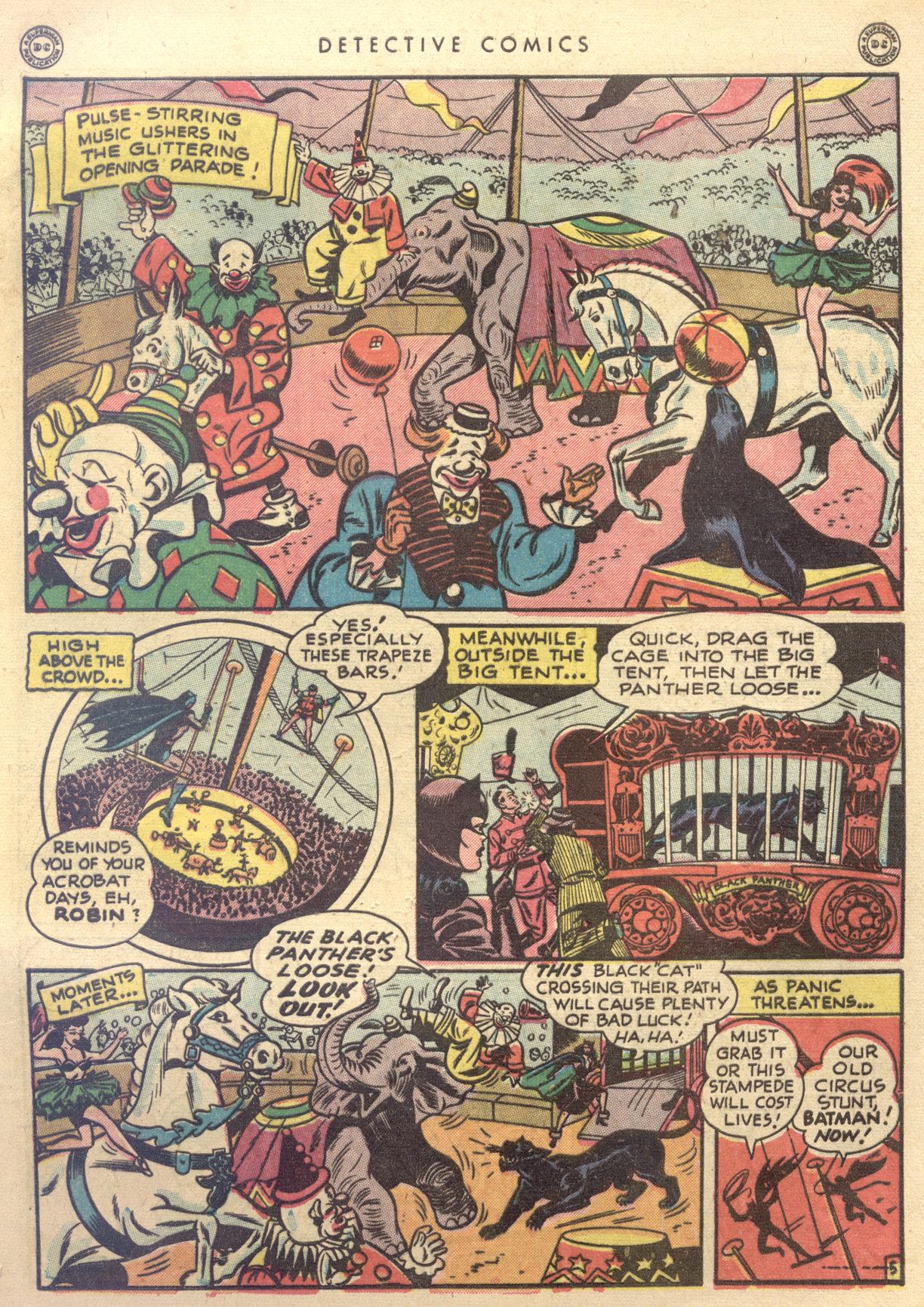 Read online Detective Comics (1937) comic -  Issue #122 - 7