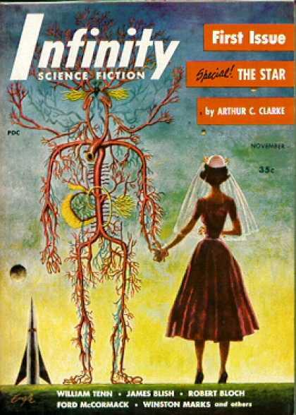 Val's Random Comments: Short Fiction Month: The Star - Arthur C. Clarke