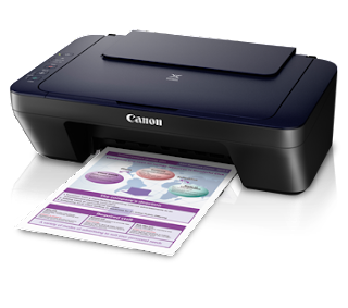 Canon PIXMA E400 Printer Specifications
