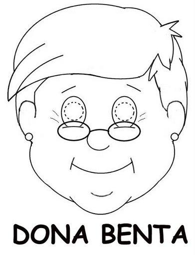 Mascaras Personagens Sitio Do Picapau Amarelo Mundinho Da Crianca