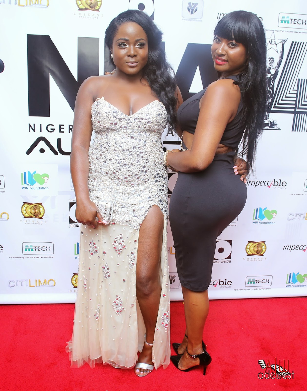P67A9966 Red carpet photos from 2014 Nigeria Entertainment Awards