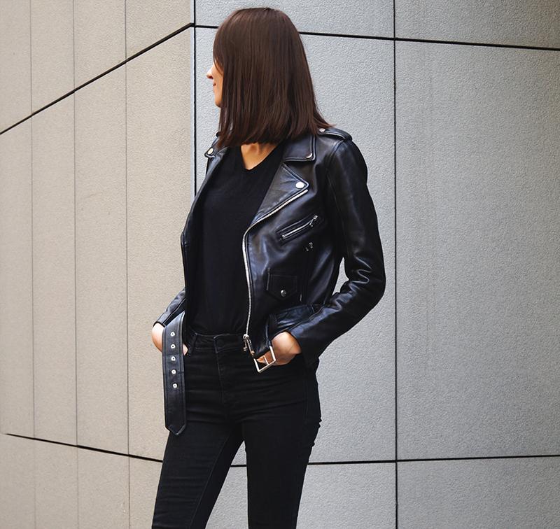 Acne Studios, Zara jacket