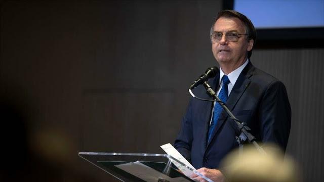 Bolsonaro advierte de la vuelta del Kirchnerismo en Argentina