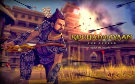 Kochadaiiyaan Reign of Arrows MOD APK (Unlimited Gold Coins) Download