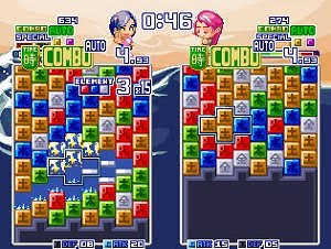 Wind and Water: Puzzle Battles freeware puzzle game