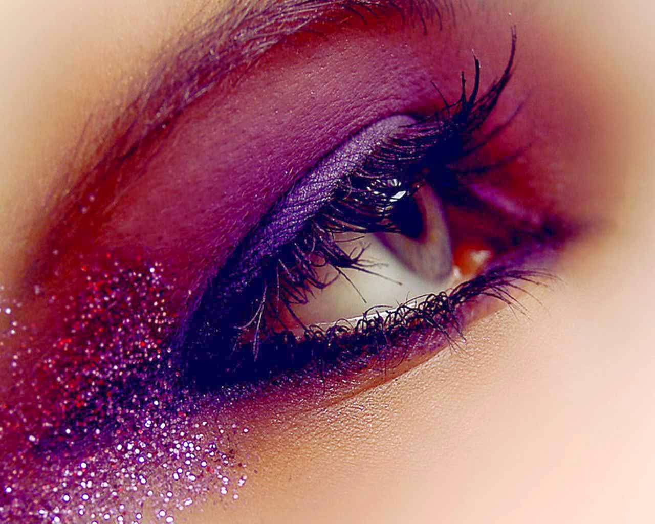Eyes Makeup Wallpapers | Full Widescreen Desktop Wallpapers | Cool HD Wallpapers For PC