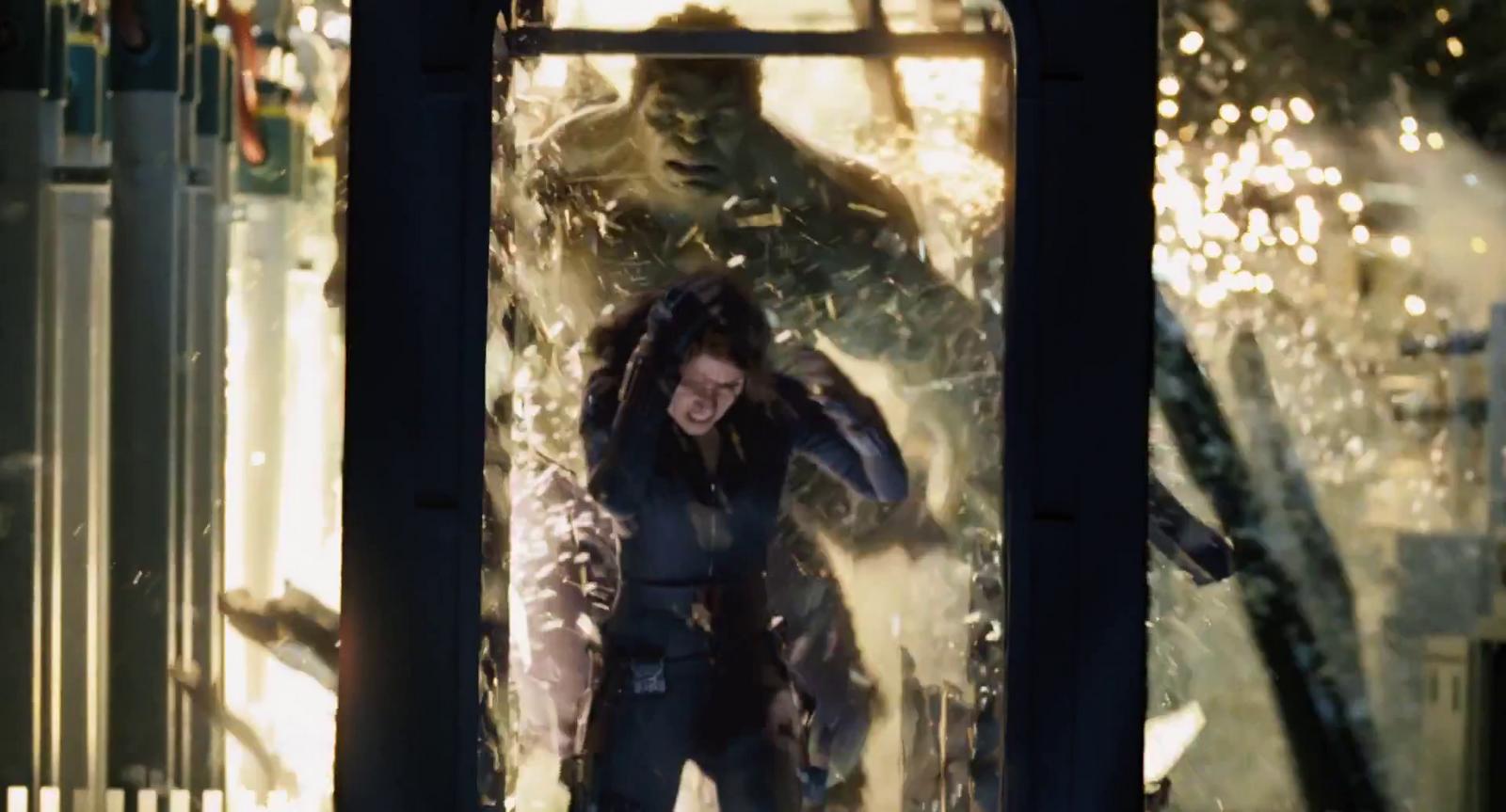 See Hulk S Kinder Gentler Side In The Avengers Trailer