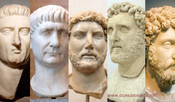 imperadores romanos
