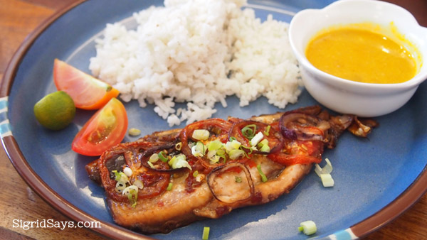 Merkado organic restaurant Bacolod