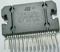 IC TDA7386