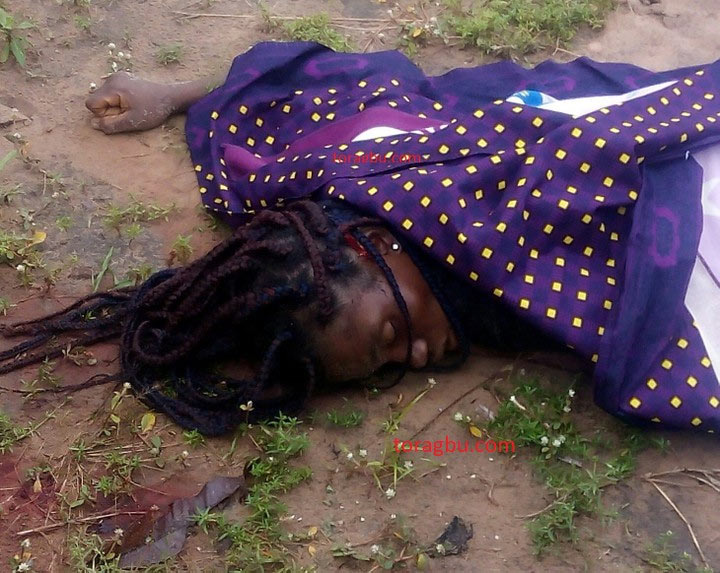 Very graphic: Cultists brutally murder boy and girlfriend in Benue
