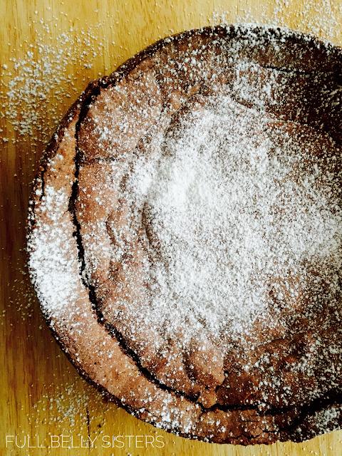 Flourless Almond Flour Chocolate Cake