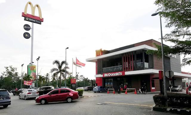 6 Sebab Kenapa Wajib Singgah Di McDonald's Jalan Gambang (McDonald's Sg. Isap, Kuantan)