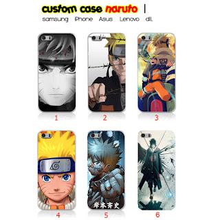 custom case gambar naruto