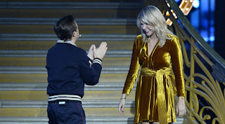 French DJ Apologized to Ada Hegerberg at the ballon d'Or Paris