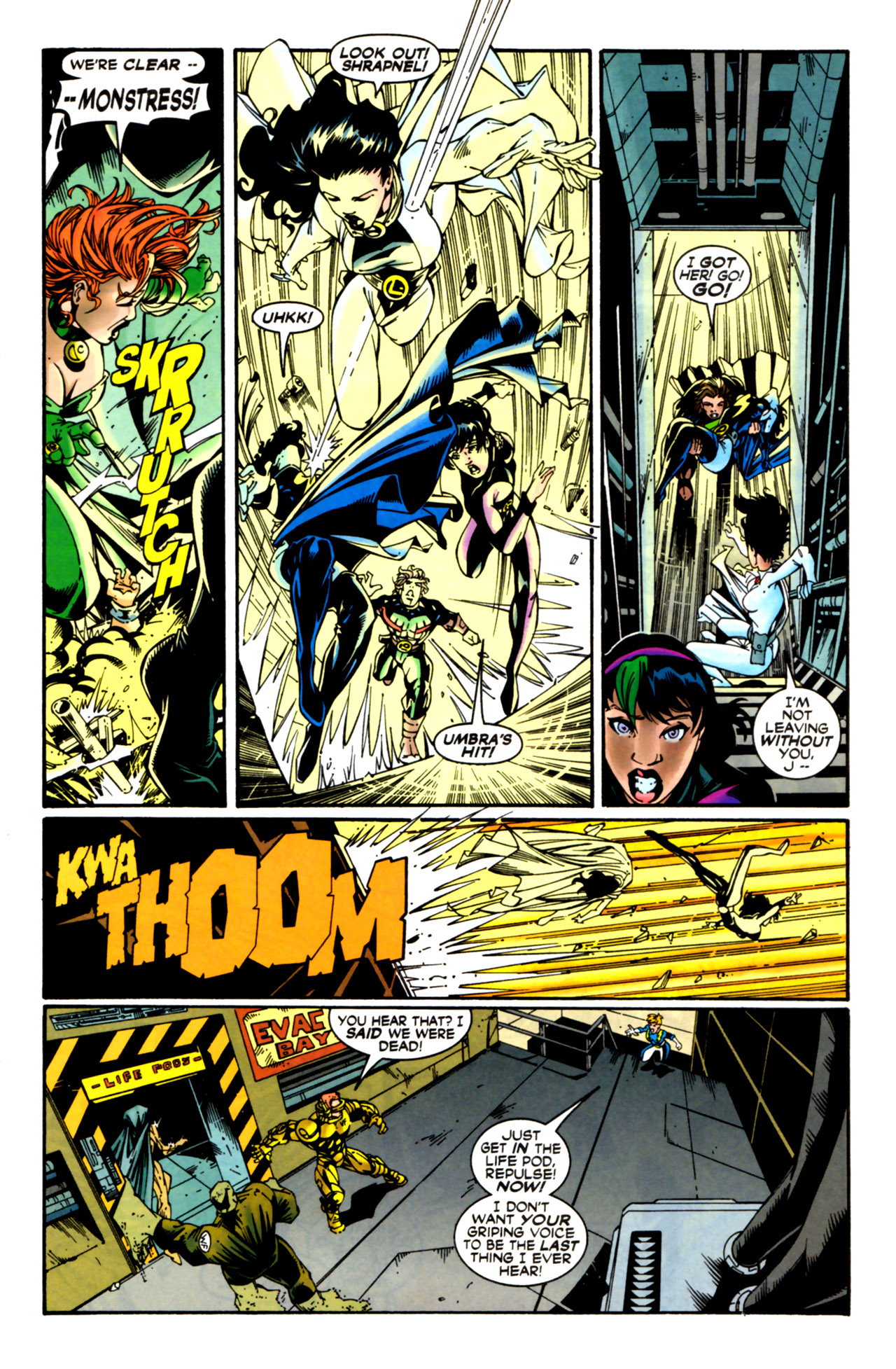 Legion of Super-Heroes (1989) 125 Page 19