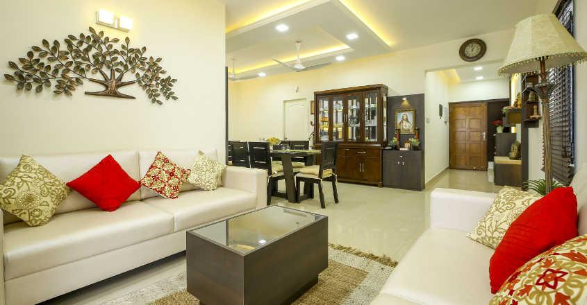 3 Bedroom Luxury Flat Interior Design with Free Plan ...