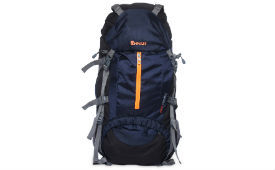Impulse Unisex Rucksack Travel Backpack Flat 72% off From Rs 1119 at Myntra deal by rainingdeal.in