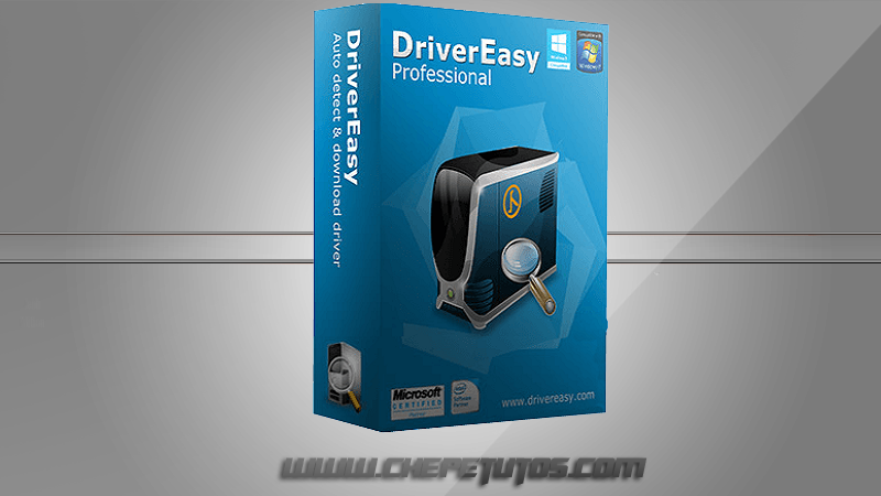 Driver Easy Professional 5.5.2.18358 poster box cover
