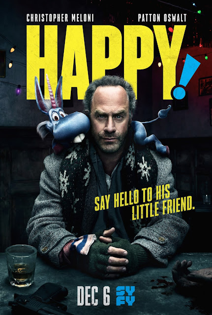 HAPPY! - Recensione 1x06  The Scrap Yard of Childish Things