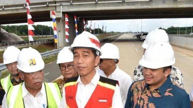 Jokowi Kejar Tayang Infrastruktur, UU Konstruksi Ditabrak?