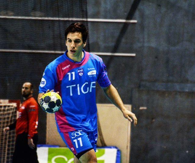 Lucas Grandi - Handball - Billere