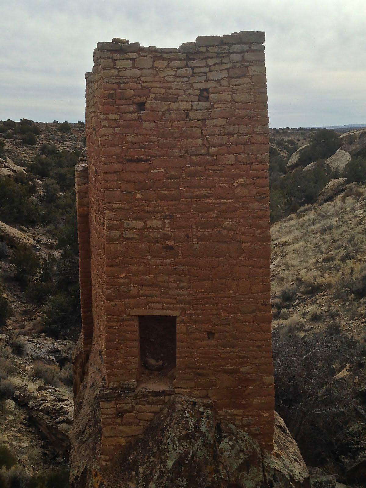 Bears Ears Citadel Ruins
