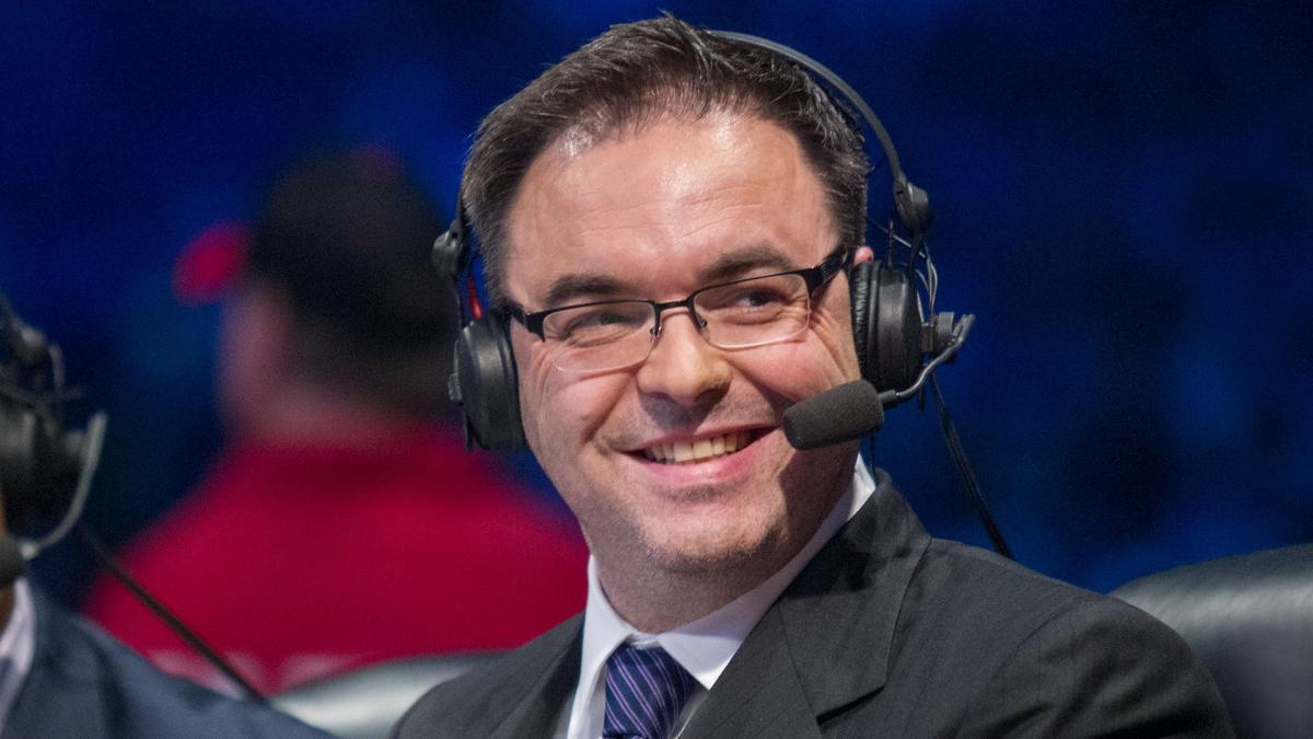 Mauro Ranallo rescinde contrato com a WWE