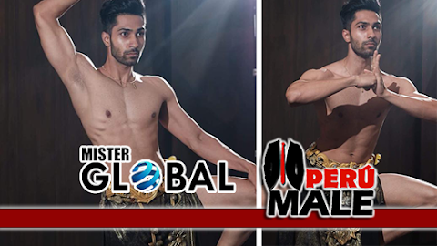 Mister Global Sri Lanka 2018