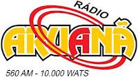 Rádio Aruanã AM de Barra do Garças MT ao vivo