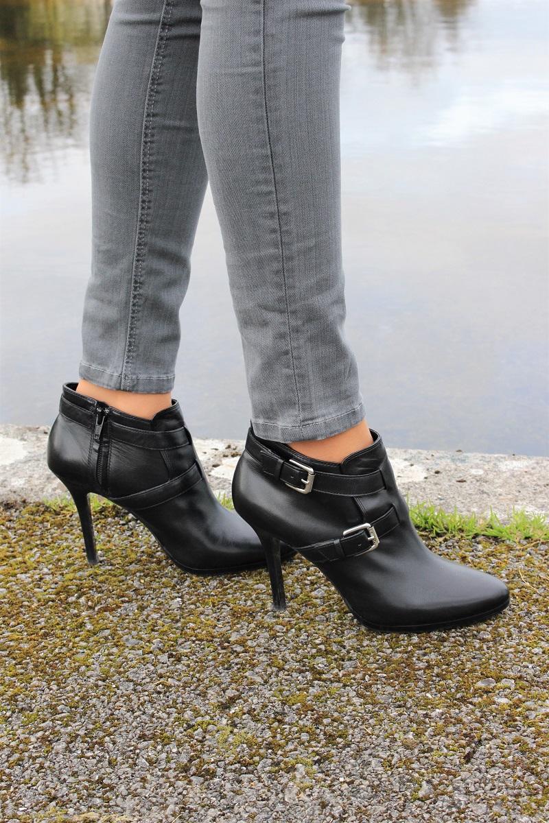 lauren ralph lauren boots, heels